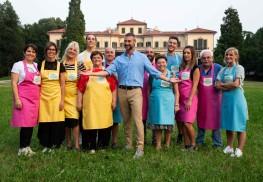 Real Time_Bake Off Italia All Stars Battle_Flavio Montrucchio + concorrenti